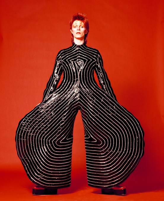 bowie outfit