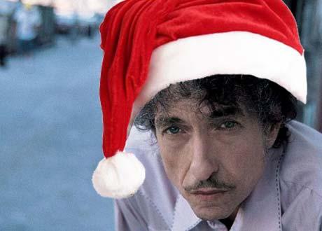 Santa Bob Dylan